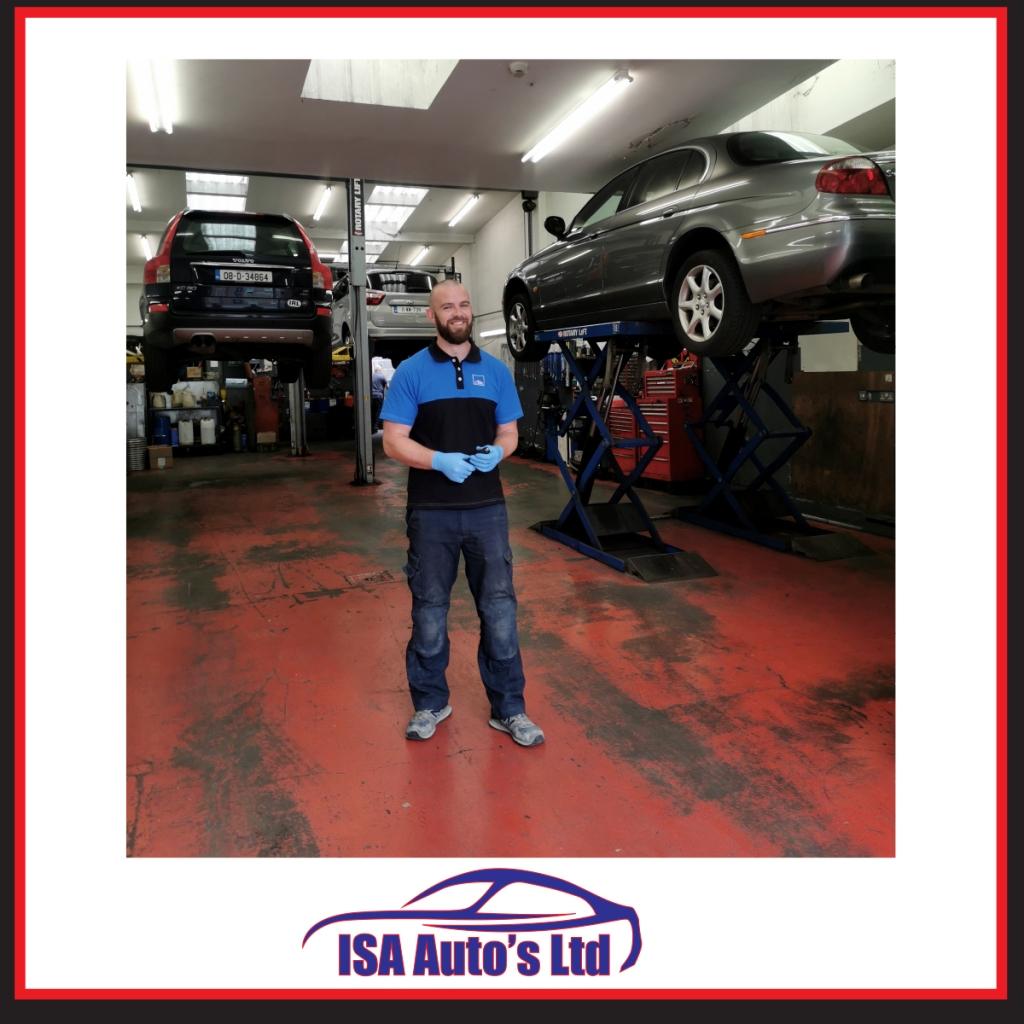Blackrock Car Mechanic Isa Autos