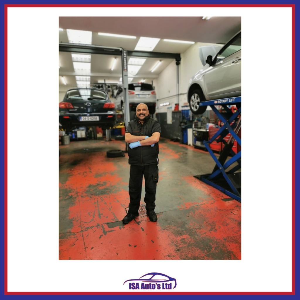 Blackrock Isa Autos Mechanic